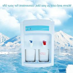 Hot&Cold Water Cooler Dispenser Free standing 2-5 Gallons To