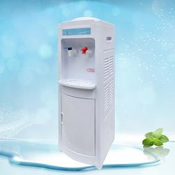 Hot&Cold Water Cooler Dispenser Free standing 5 Gallons Top