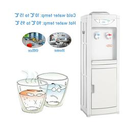 Hot & Cold Water Warm Dispensers Free standing 5 Gallons Top