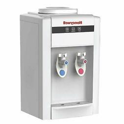 Honeywell HWB2052W 21-Inch Tabletop Water Cooler Dispenser,