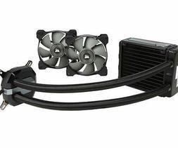 Corsair  Hydro H80i V2 Dual 120mm CPU Water Cooler, CW-90600
