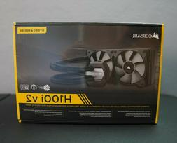 Corsair Hydro Series H100i v2 CPU Water Cooler - 2435 RPM BR