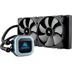 CORSAIR HYDRO Series H115i PRO RGB AIO Liquid CPU Cooler,280