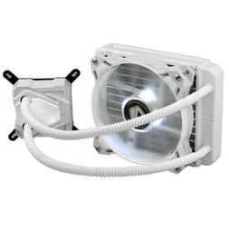 ID-COOLING ICEKIMO 7V 120W Pure White AIO Water Cooler CPU R