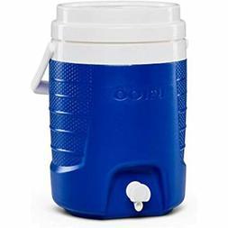 Igloo 2-Gallon Sport Beverage Cooler, Majestic Blue, Model N