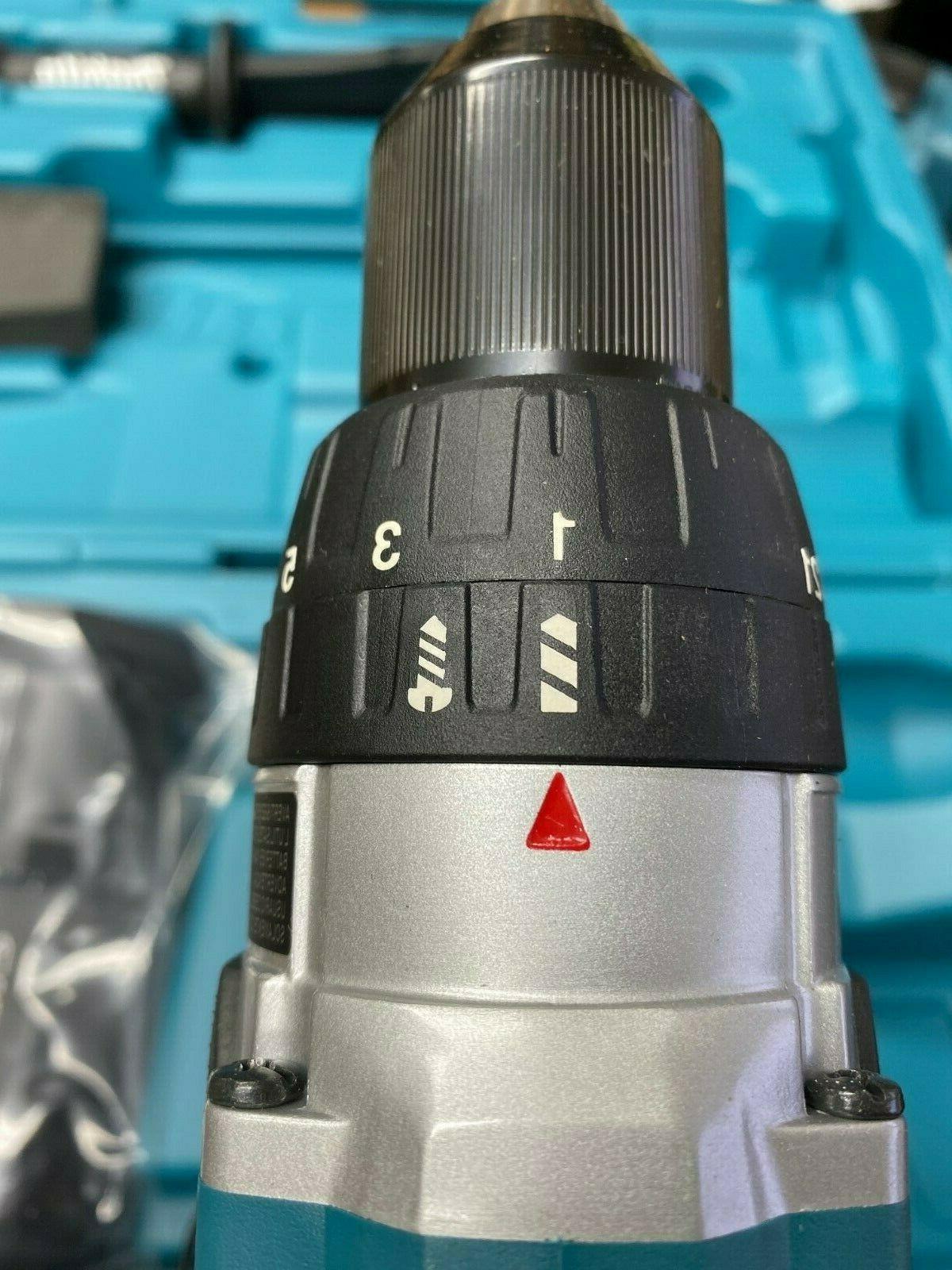 Makita 18-Volt 1/2 Cordless Driver/Drill