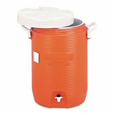 1840999 insulated water cooler orange