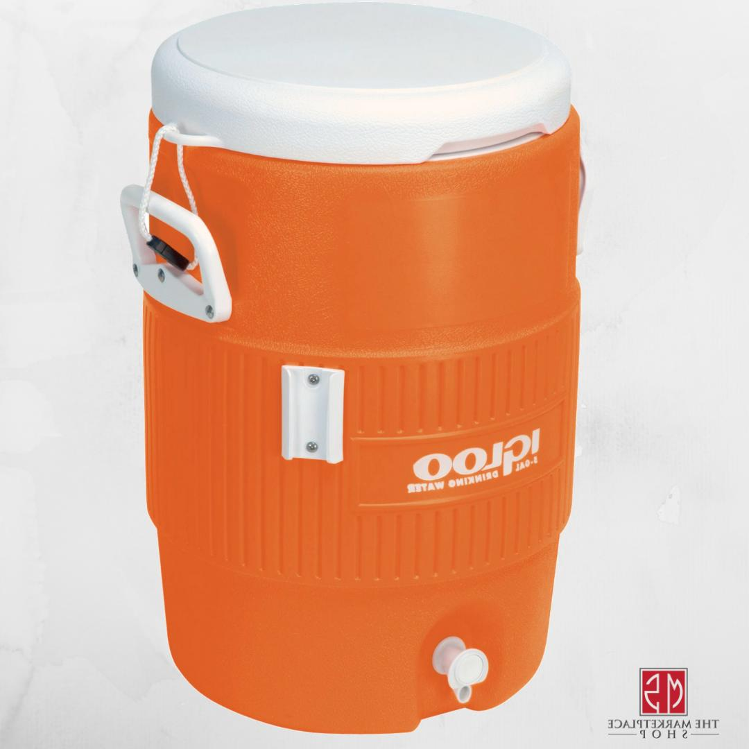 Water 5 Gallon Beverage Sports