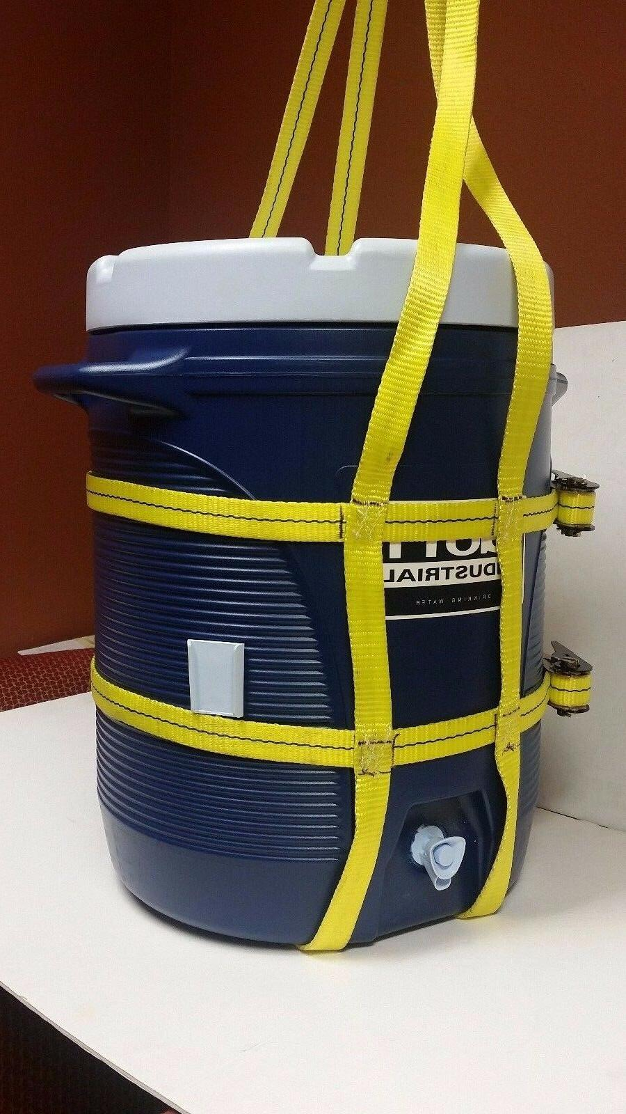 Trident 5 & 10 Gallon Water Cooler / Lifting