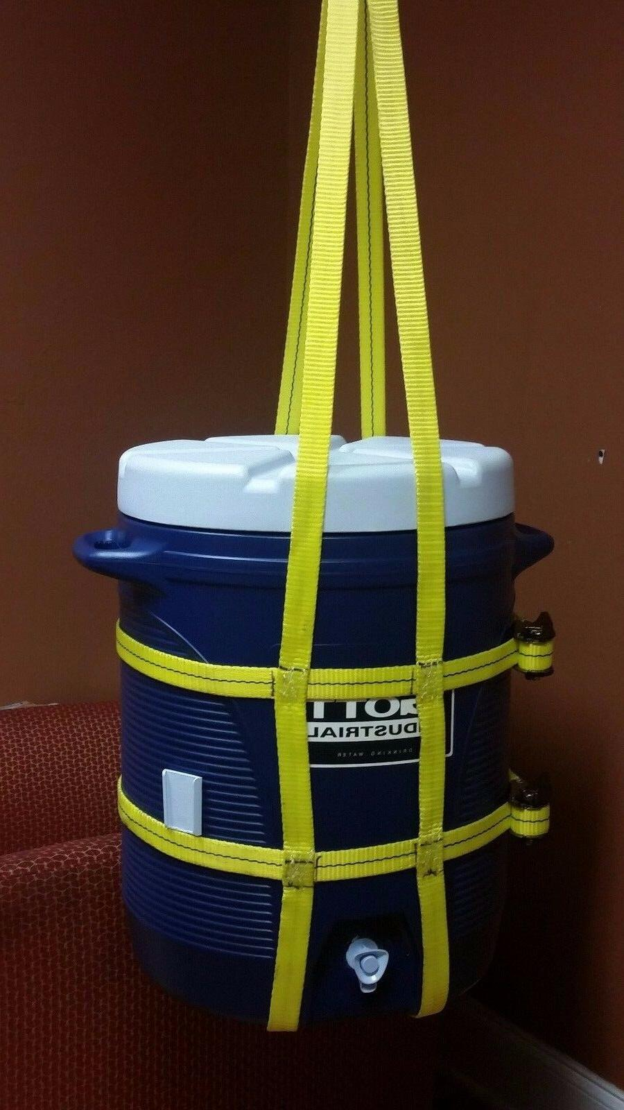 Trident Supply 3, 5 & 10 Cooler Lifting Lifting Strap