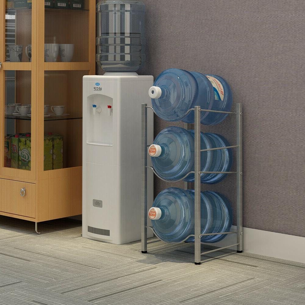 3/4 Jug Rack Water Storage Rack Detachable