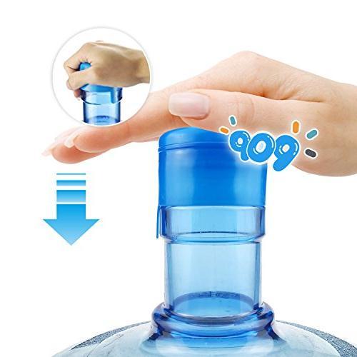 3 Gallon Water Jug Non Spill Bottle
