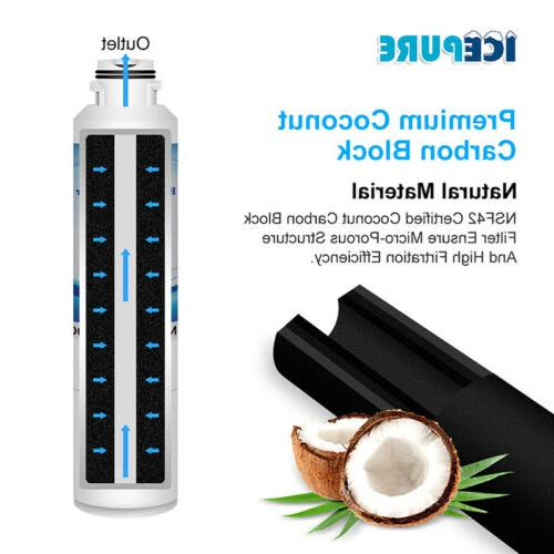 4 PACK Icepure Samsung DA29-00020B Water