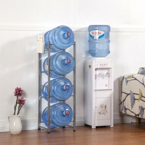 4 Jug Rack Water Detachable