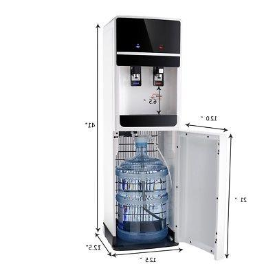 5 Gallon Loading Water Cold Lock