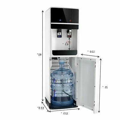 5 Gallon Bottom Water Dispenser Cold Water Child Lock