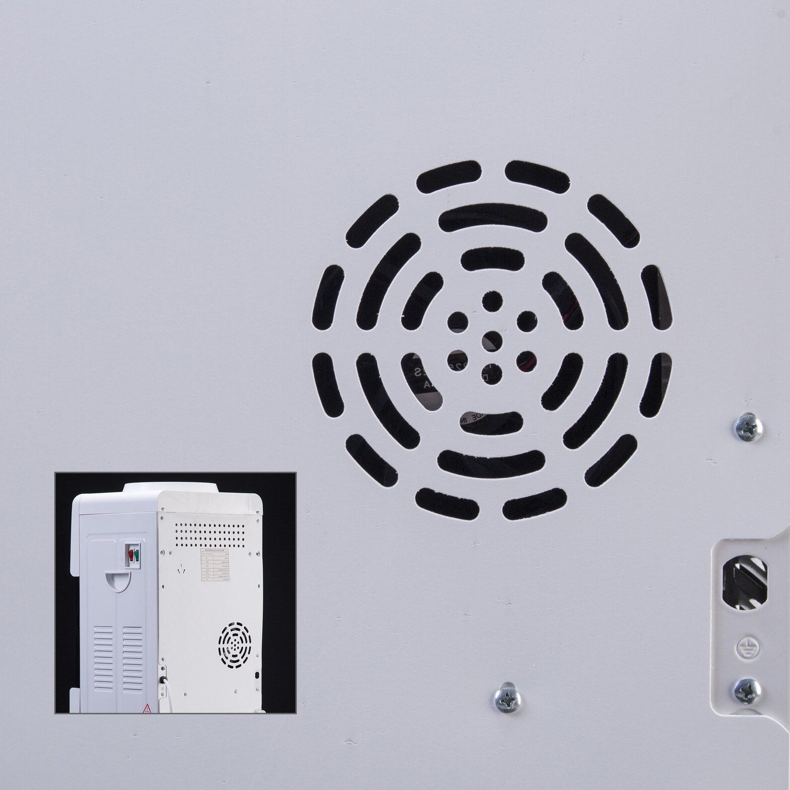 5 Hot/Cold Cooler Dispenser Loading