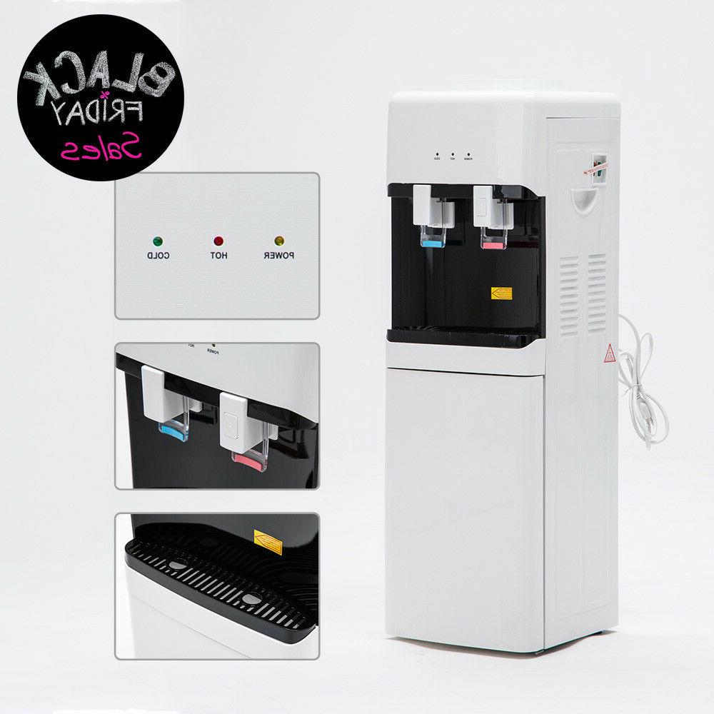 5 gallon hot cold water cooler dispenser