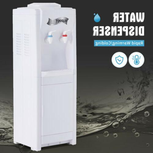 5 gallon top loading water cooler dispenser