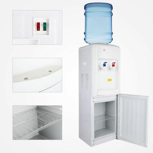 5 gallon water cooler dispenser electric hot