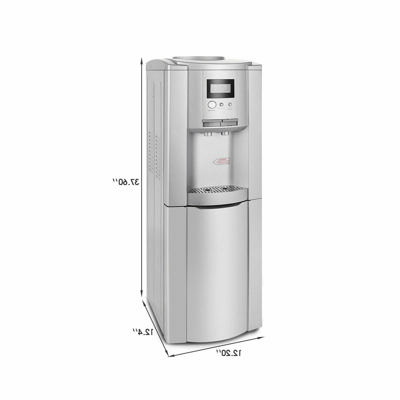 5 Water Dispenser Top Cabine Hot Cold Warm Water