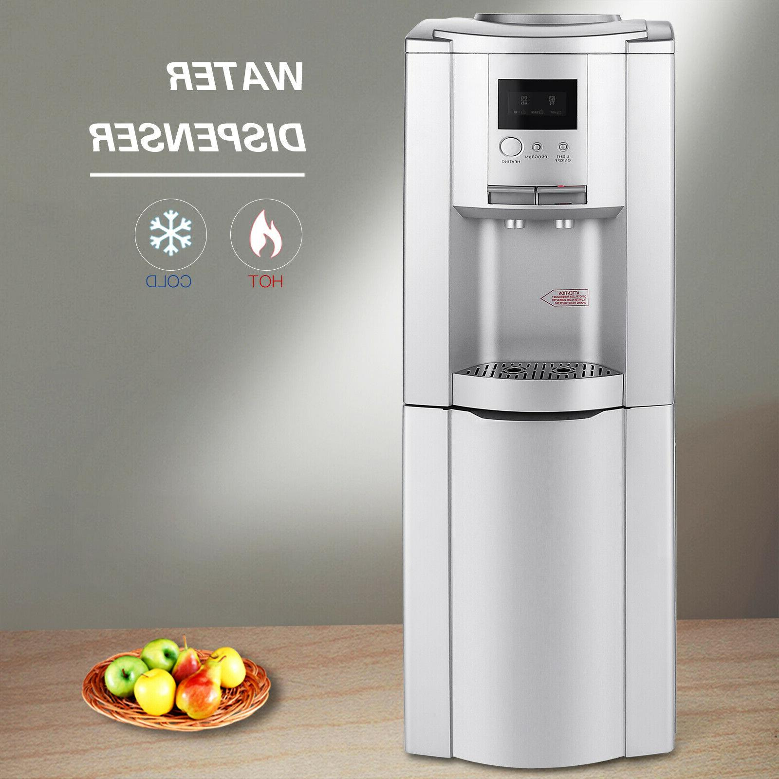 5 Dispenser Loading Cabine Hot Cold Water