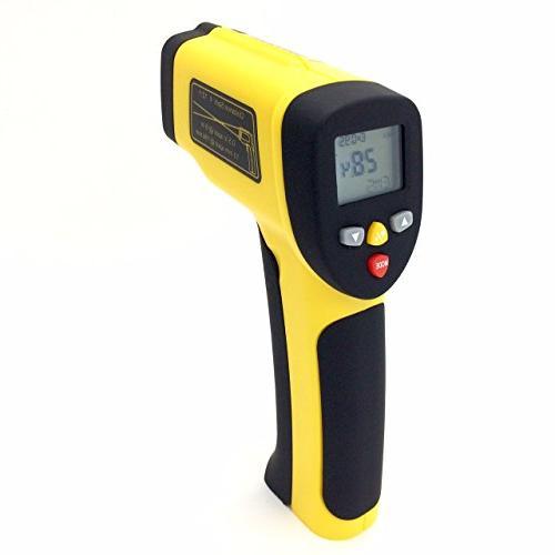 Perfect-Prime TM0819, Accurate Digital Surface Temperature N