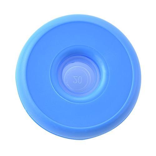 Premium Non-spill Bottle Caps - Quantity of 10