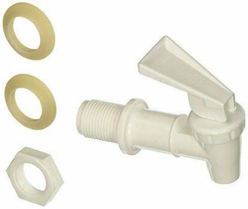 Tomlinson Replacement Cooler Faucet, White