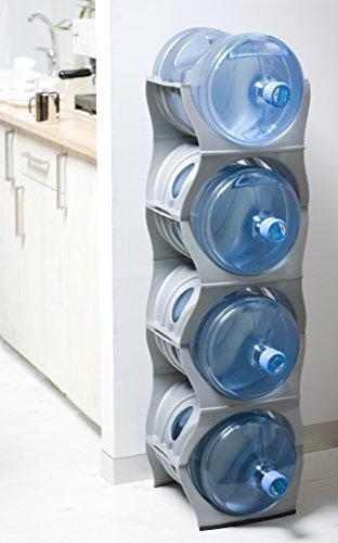 U Water Cooler Rack