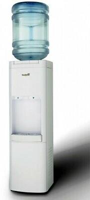 Whirlpool Commercial Water Cooler, Ice Chilled Water, White