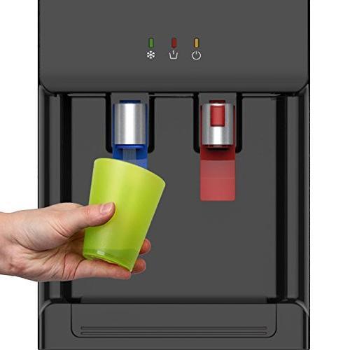 Avalon Premium Top Loading Water Dispenser Lock. UL/Energy Star Approved-