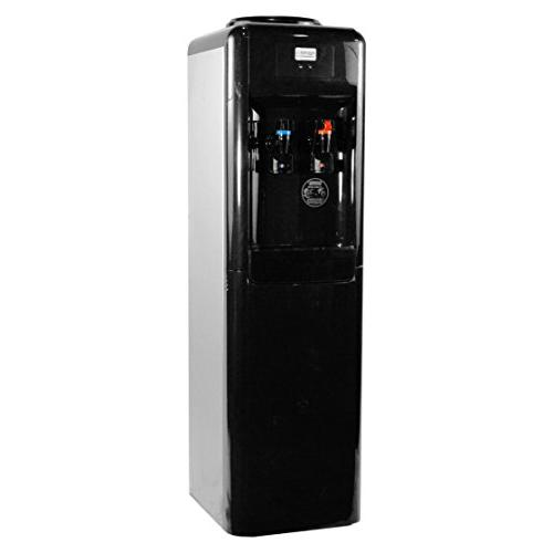 Aquverse A6000 Commercial-grade Water Black and Stainless Steel, 1