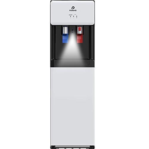 Avalon Water Cooler - Hot Water, Child Safety Slim Design, or 5 Bottles - Star