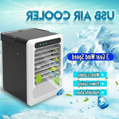 air conditioner usb water cooler fan cooling