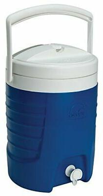Igloo Sport Beverage Cooler Majestic Blue, 2-Gallon
