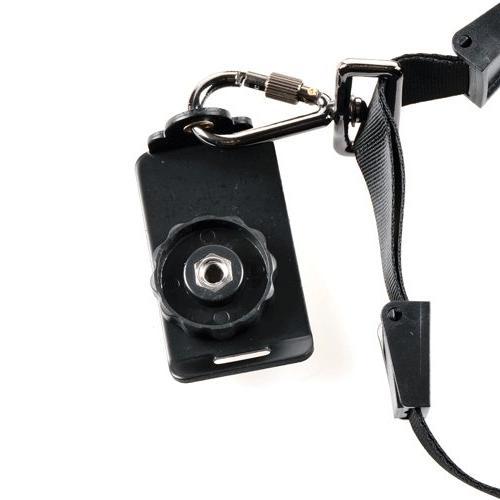 Black Shoulder Belt Strap Digital SLR Rapid