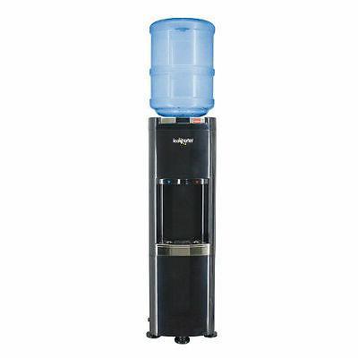 black top load water dispenser water cooler