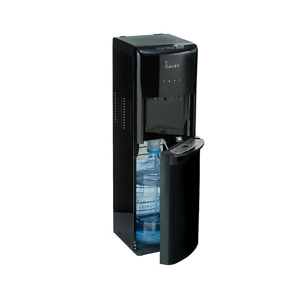 bottom load bottled water dispenser hot cold