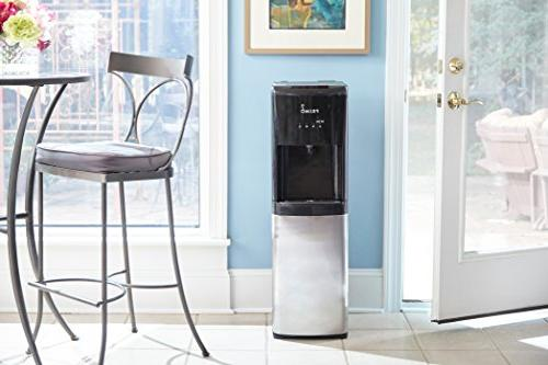 Primo Stainless Spout Self-Sanitizing Bottom Hot, Water Cooler