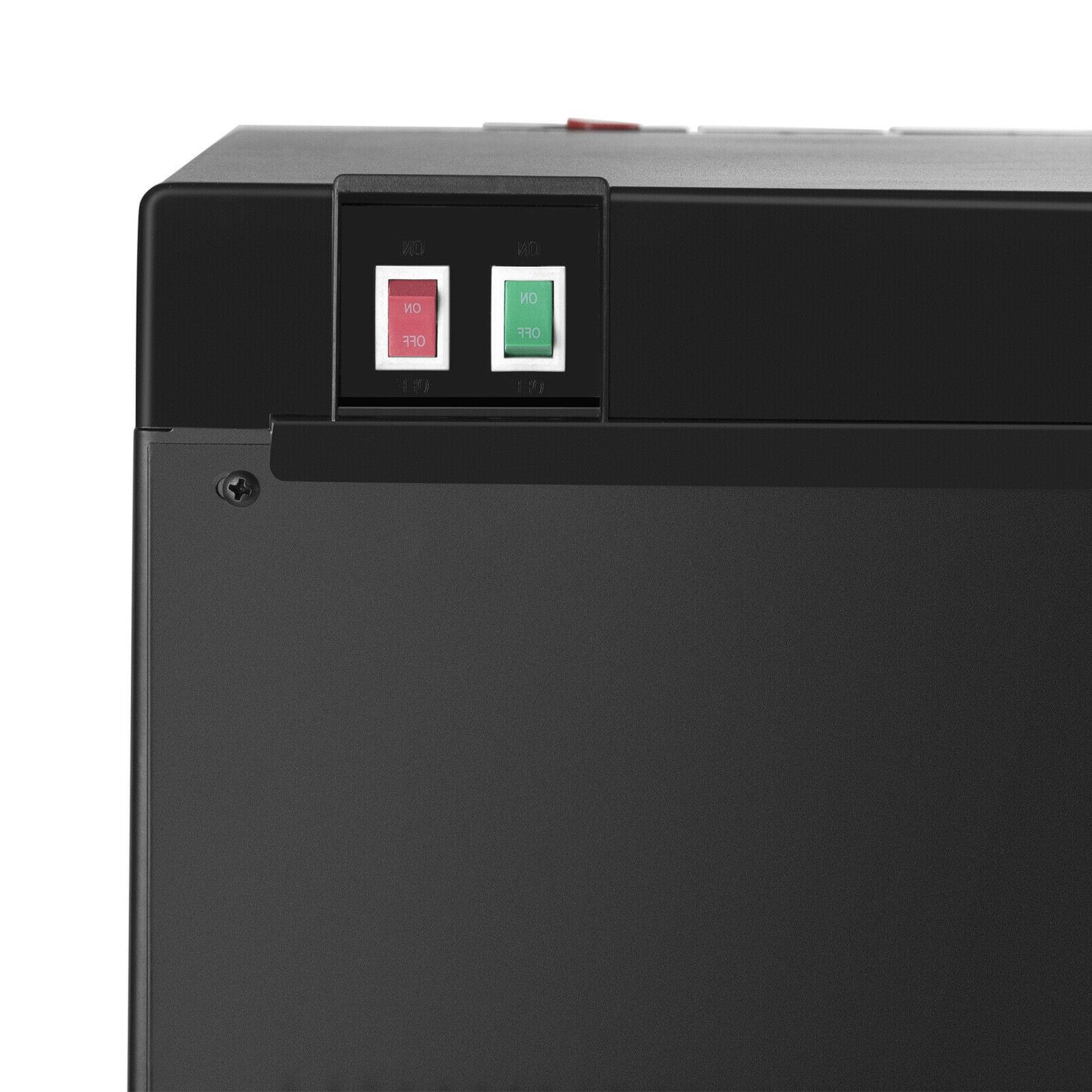 Bottom Loading Dispenser Stainless Steel 3-Temperatures Safety