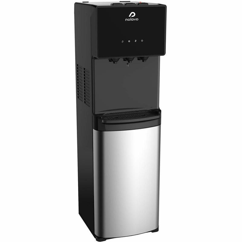 bottom loading water cooler water dispenser 3
