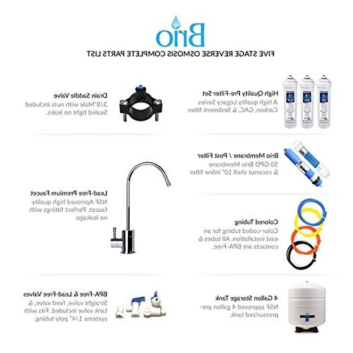 Five Stage Reverse Filtration Systems Dispensers, Coolers, More Magic Mountain