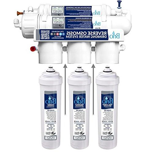 Five Stage Filtration for Dispensers, Water More & Magic