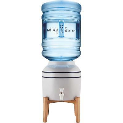 ceramic bottled water cooler dispenser