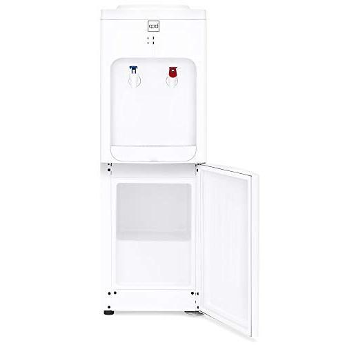 Best Water Cooler 2 Safety Storage Cabinet - White