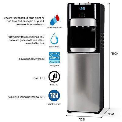 Brio Commercial Grade Filter Cooler