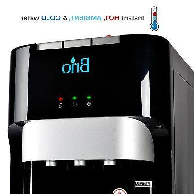 Brio Commercial Filter Temperature