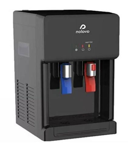 countertop self cleaning bottleless water cooler dispenser