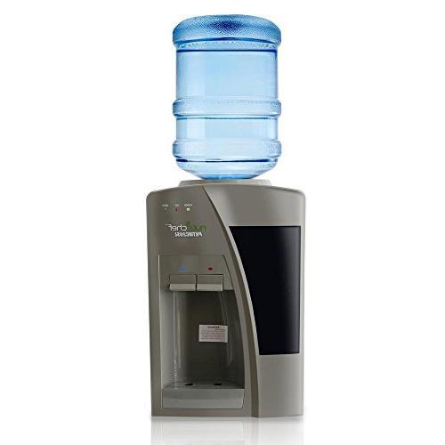 countertop water cooler dispenser
